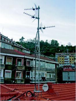 Foto 144 de Antenas en  | Jasmar