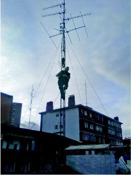 Foto 145 de Antenas en  | Jasmar