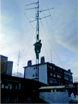 Foto 130 de Antenas en  | Jasmar