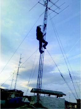 Foto 131 de Antenas en  | Jasmar
