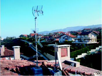 Foto 72 de Antenas en    Jasmar