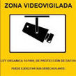 Zona vigilada con cámaras
