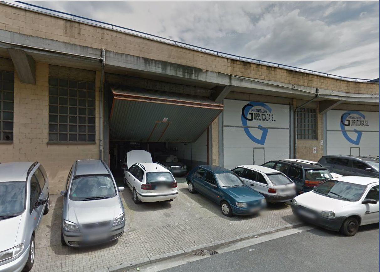 Foto 6 de Taller de chapa y pintura en Azpeitia | Autos Landeta