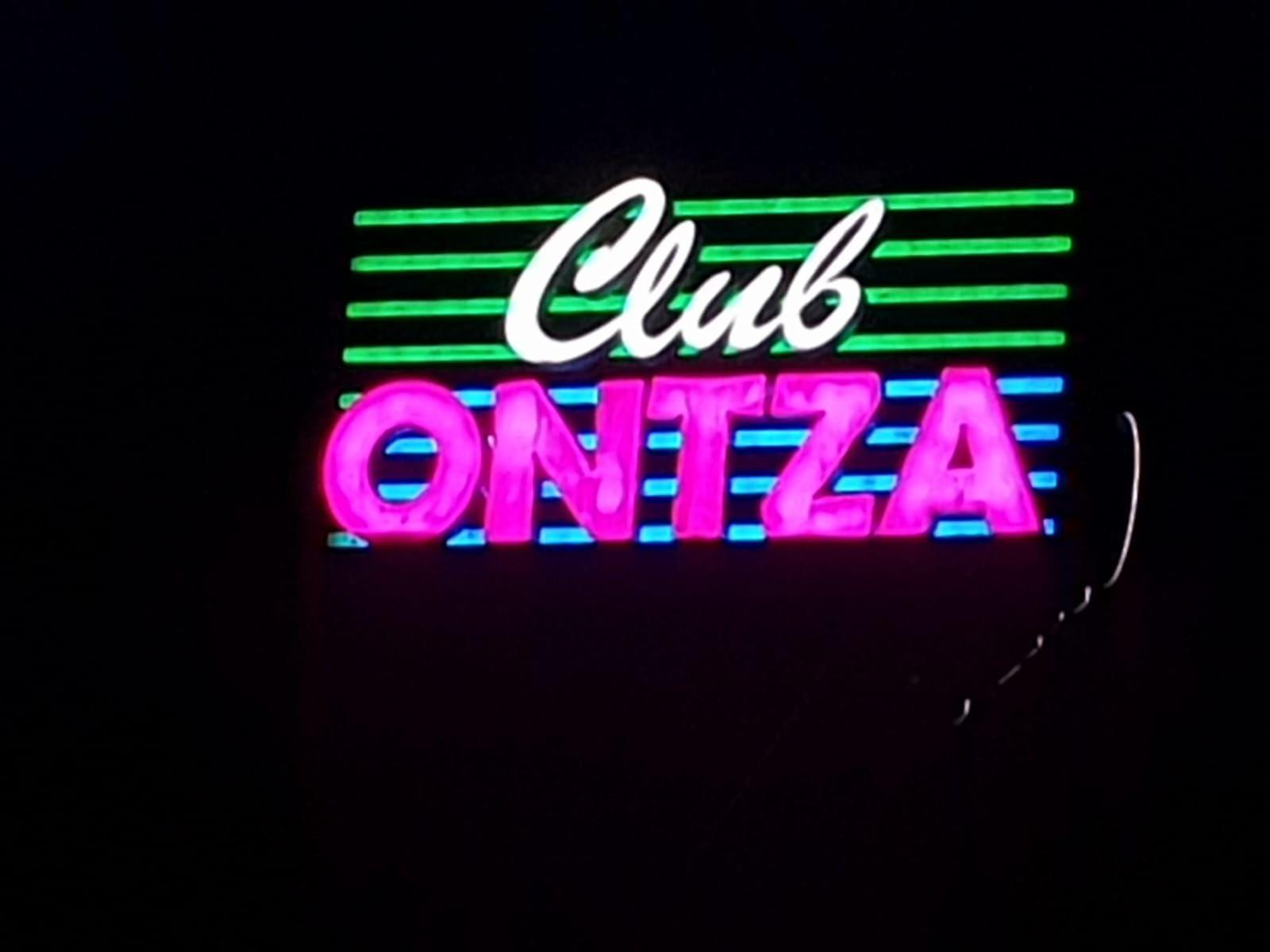 Club nocturno en Legorreta