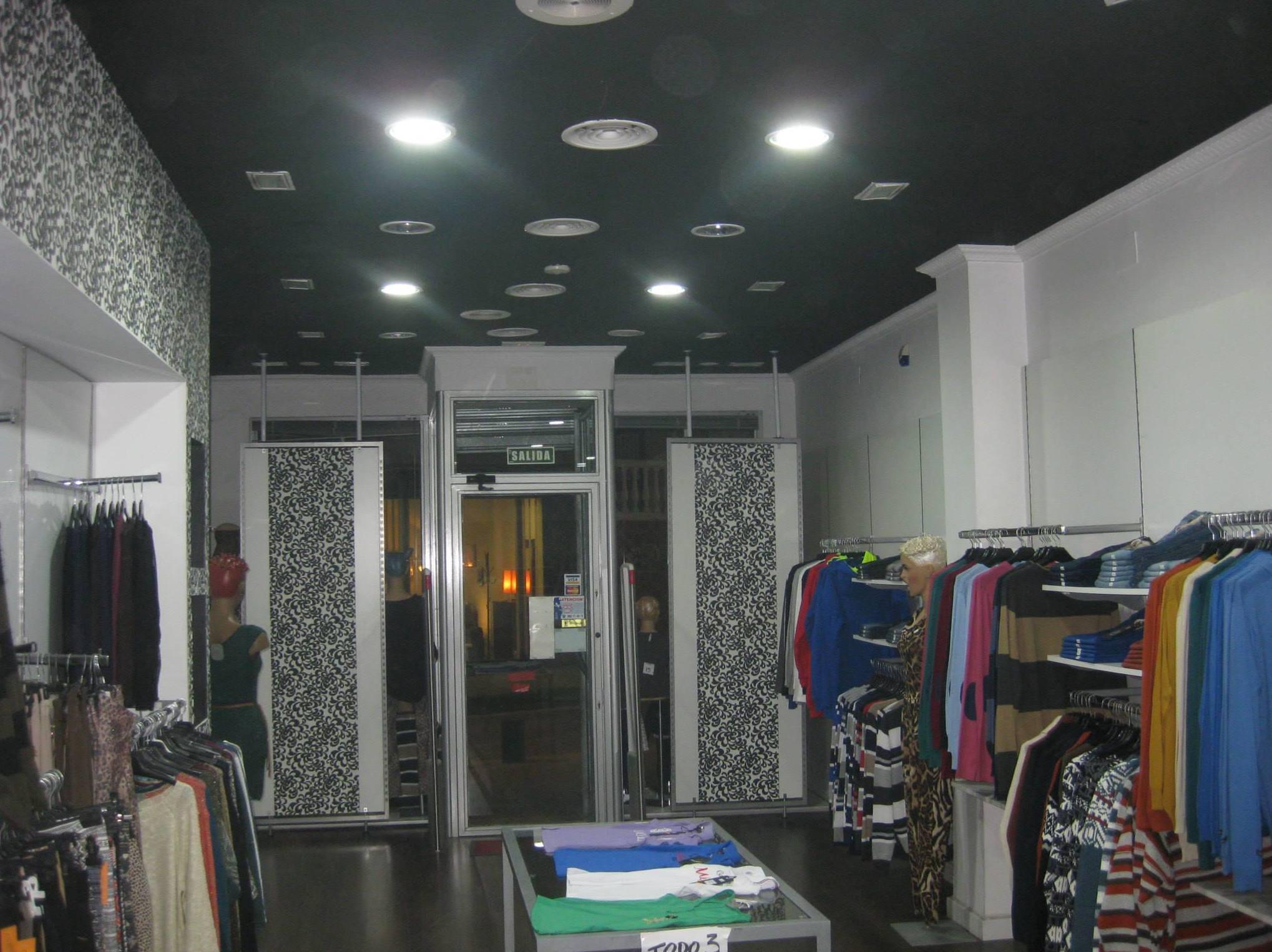 Instalaciones eléctricas en comercios Granada