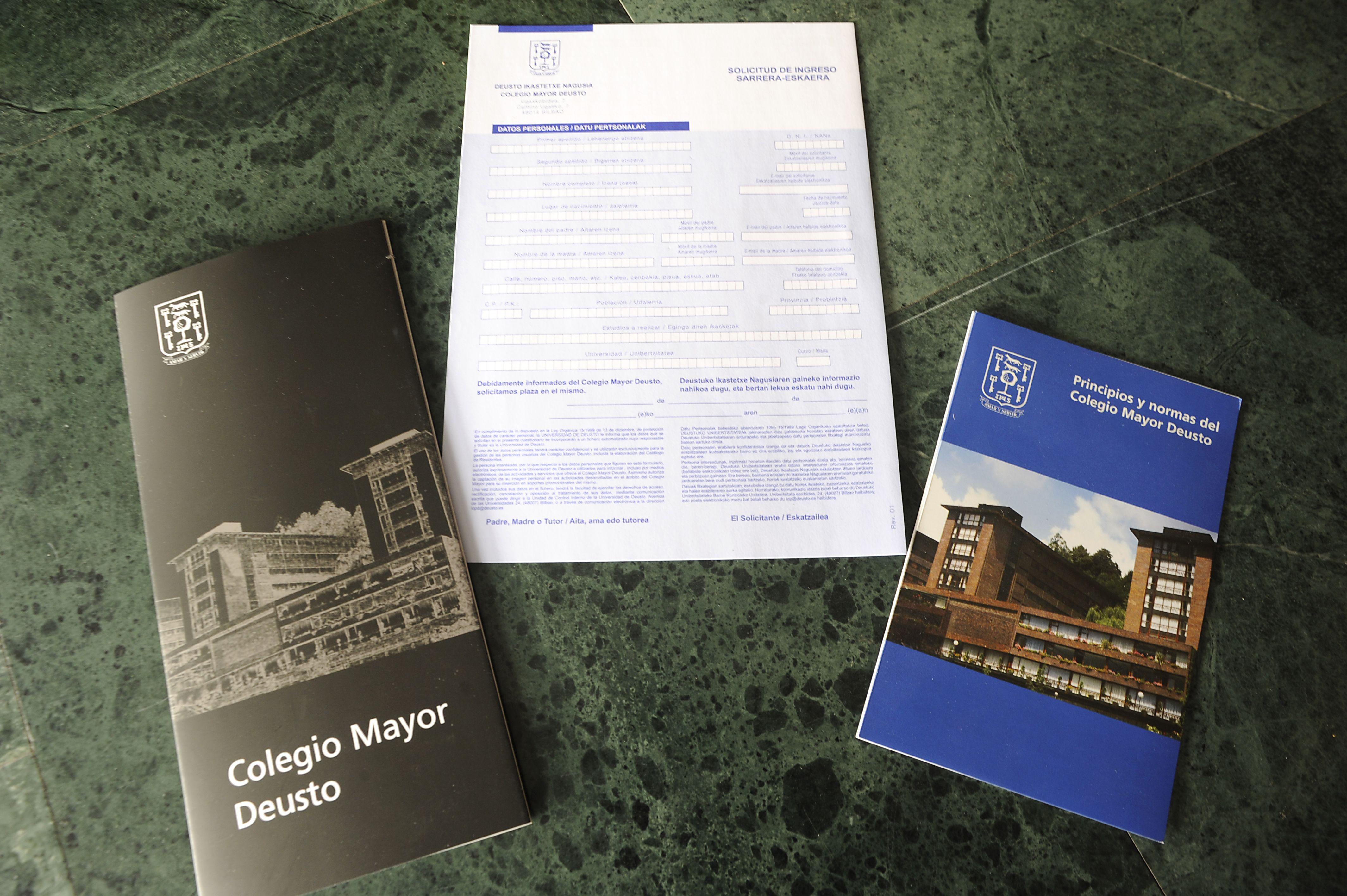 Foto 11 de Residencias de estudiantes en  | Colegio Mayor Deusto