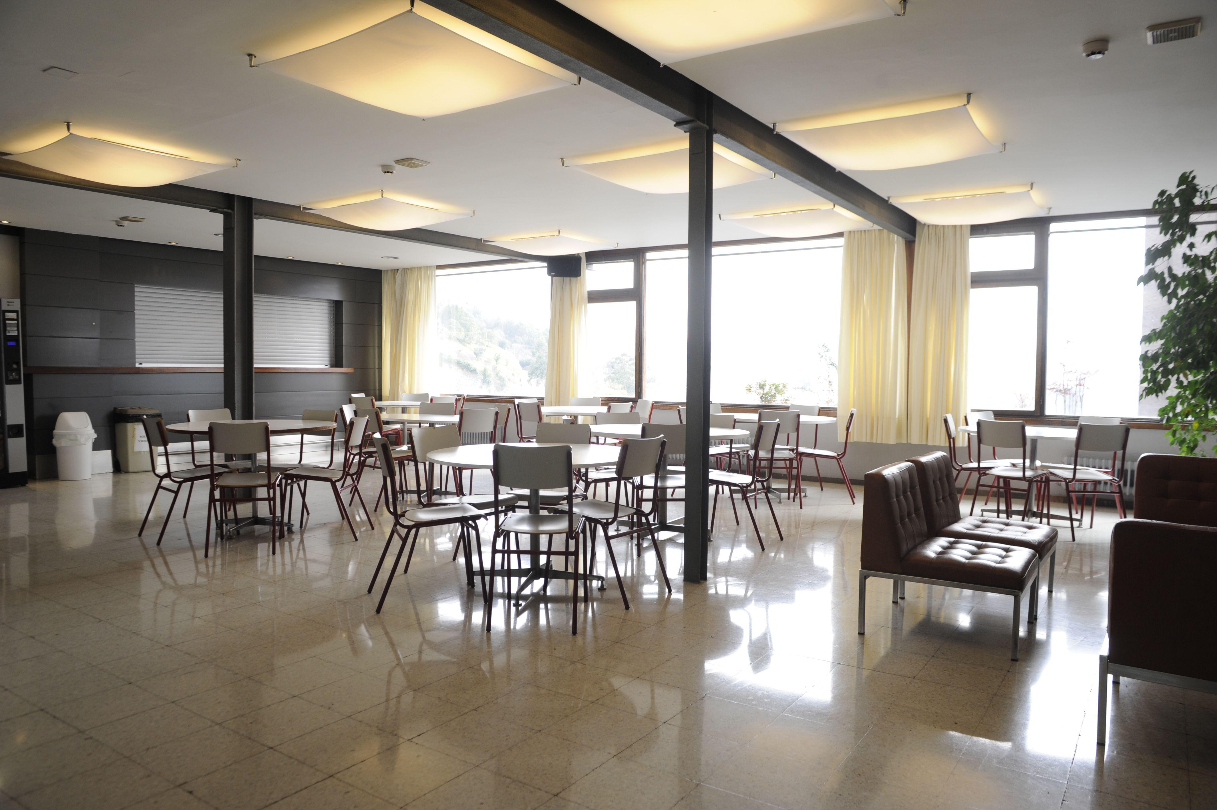 Foto 3 de Residencias de estudiantes en Bilbao | Colegio Mayor Deusto