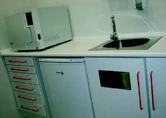Instalaciones de esterilización