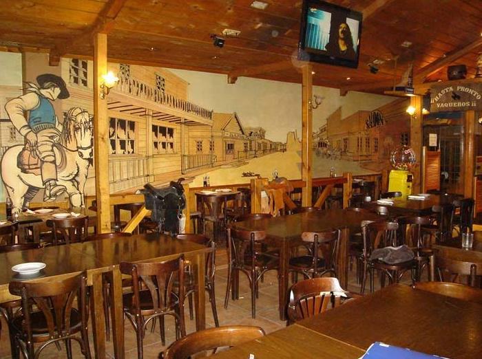 Celebraciones: Eventos y Cartas de Saloon - Bar El Paso