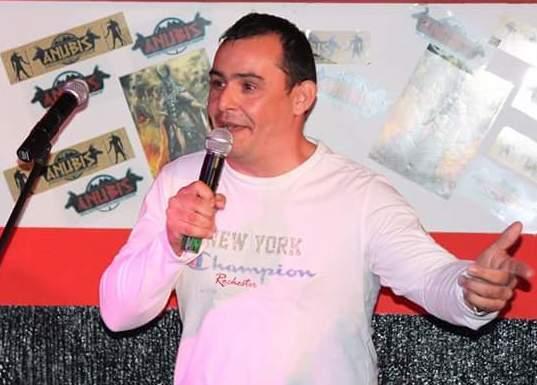 Monologista Paco Nevado