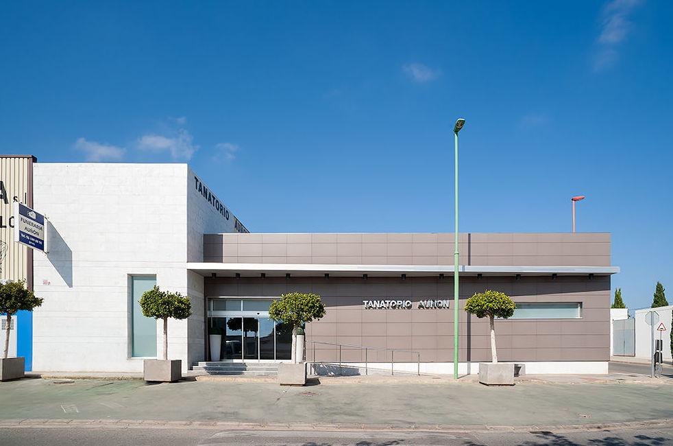 Foto 13 de Funerarias en  | Tanatorios Auñón Servicios Funerarios