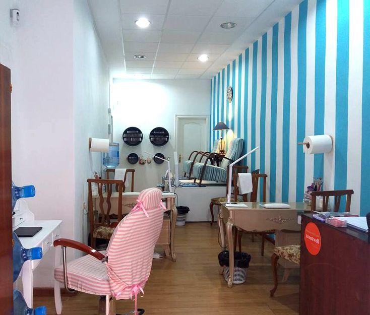 Centro de manicura y pedicura en Plaza Castilla, Madrid