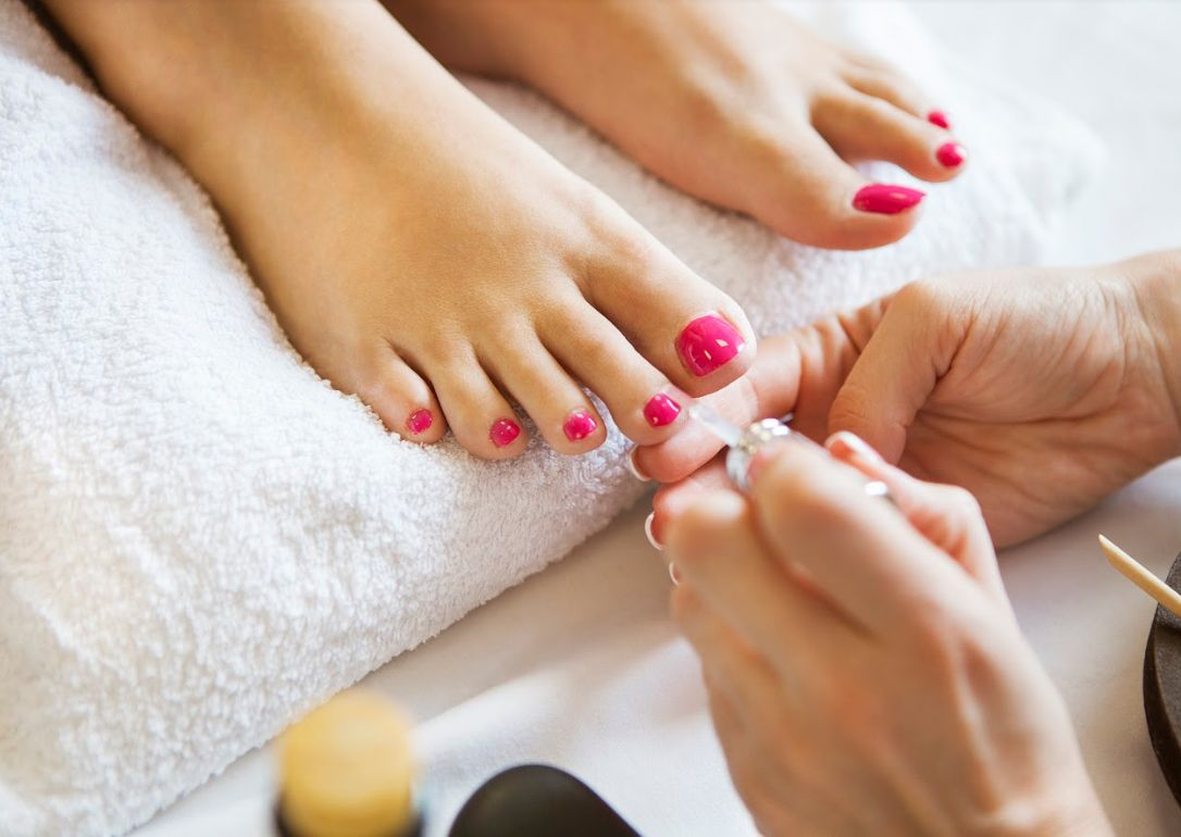 Pedicura normal: Servicios de Nails Madrid