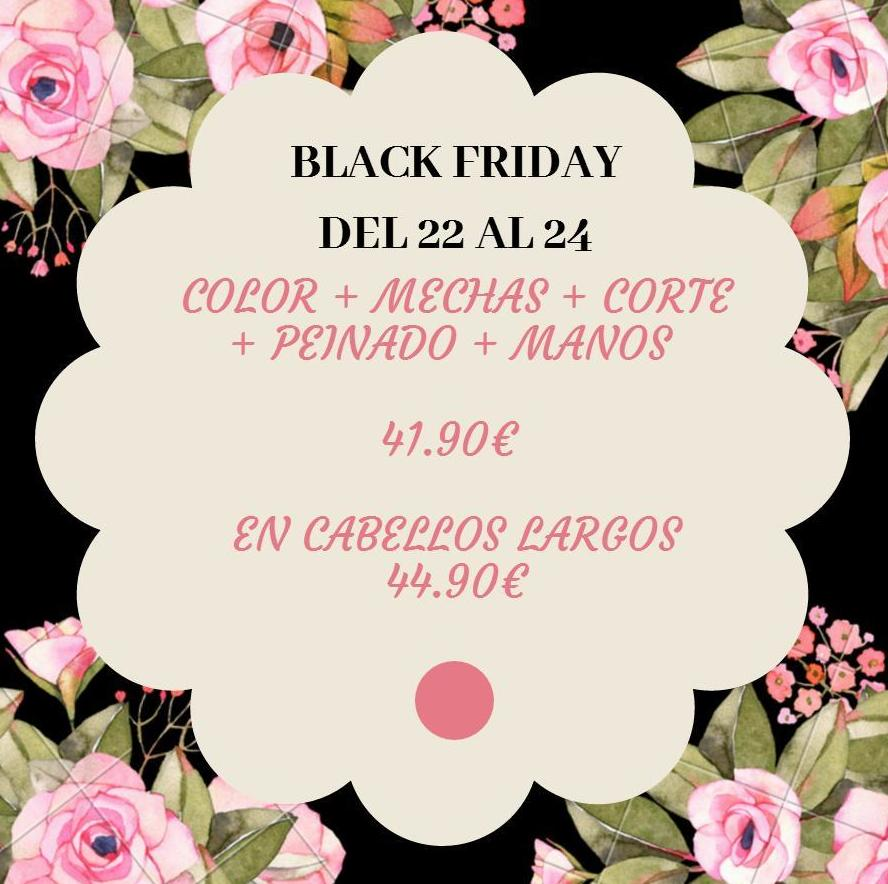 Promoción Black Friday