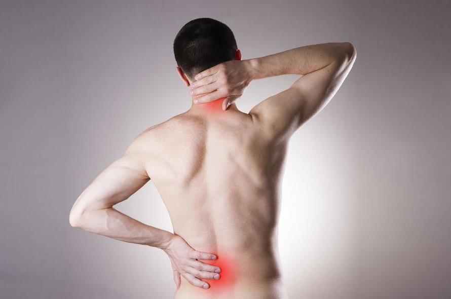 Dolor cervical y lumbar .Clínica Gualda