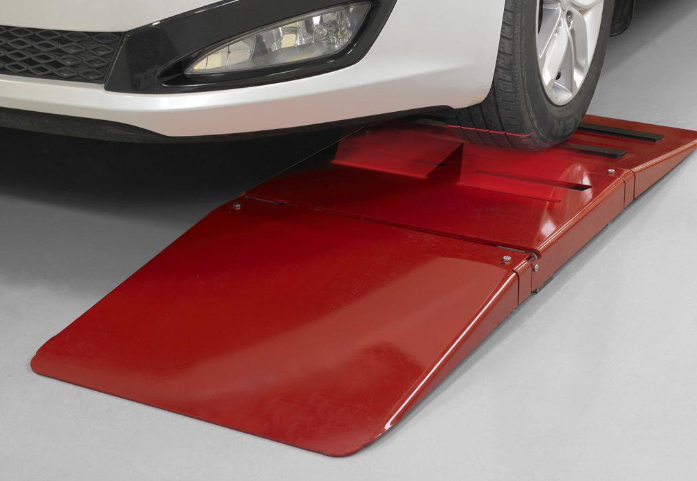 Sistema Quick Tread de HUNTER para medir el dibujo de los neumáticos