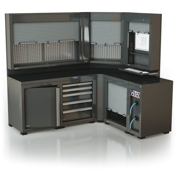 Mobiliario técnico para talleres