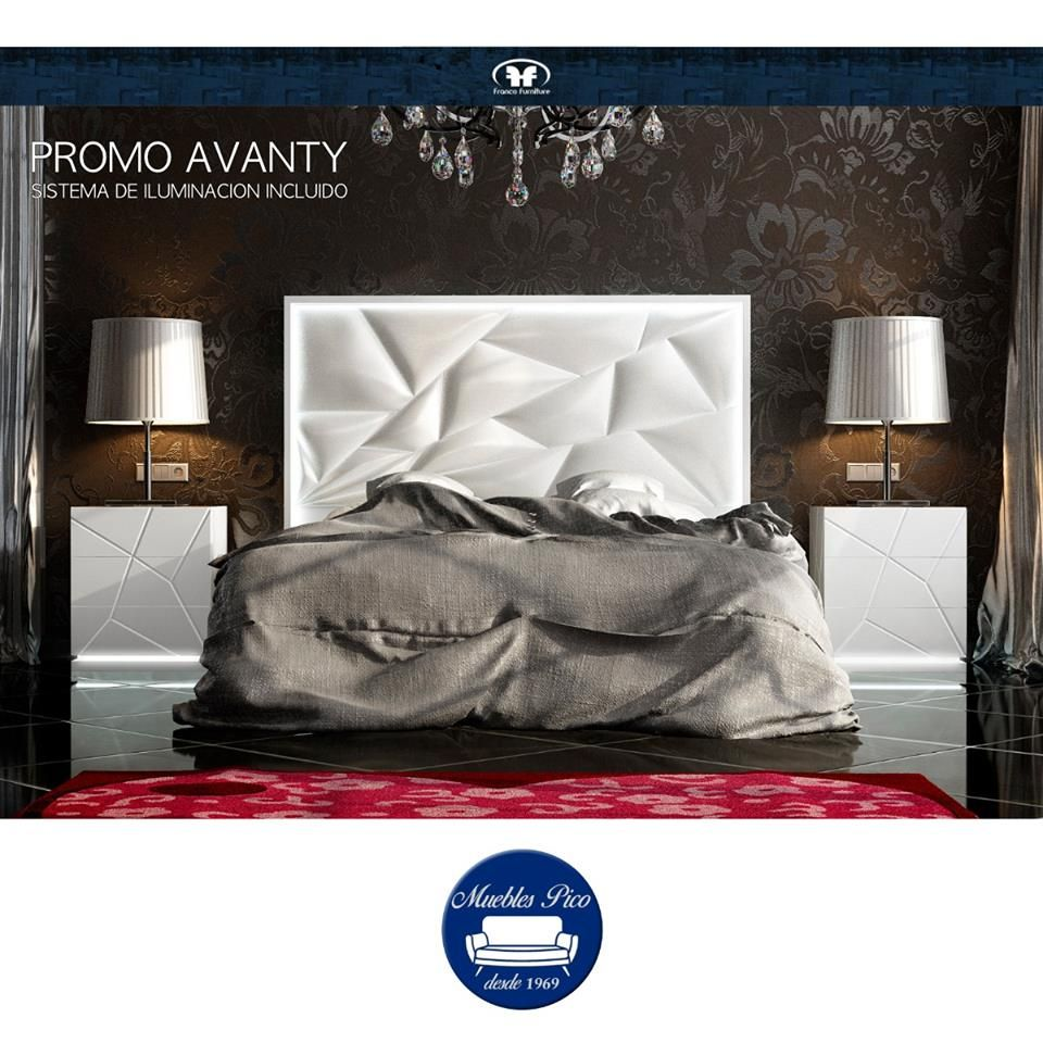 Dormitorios de matrimonio en Asturias