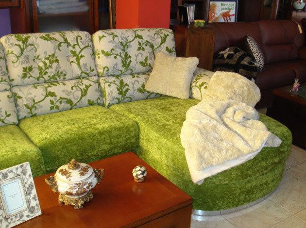 Venta de sofás en Asturias