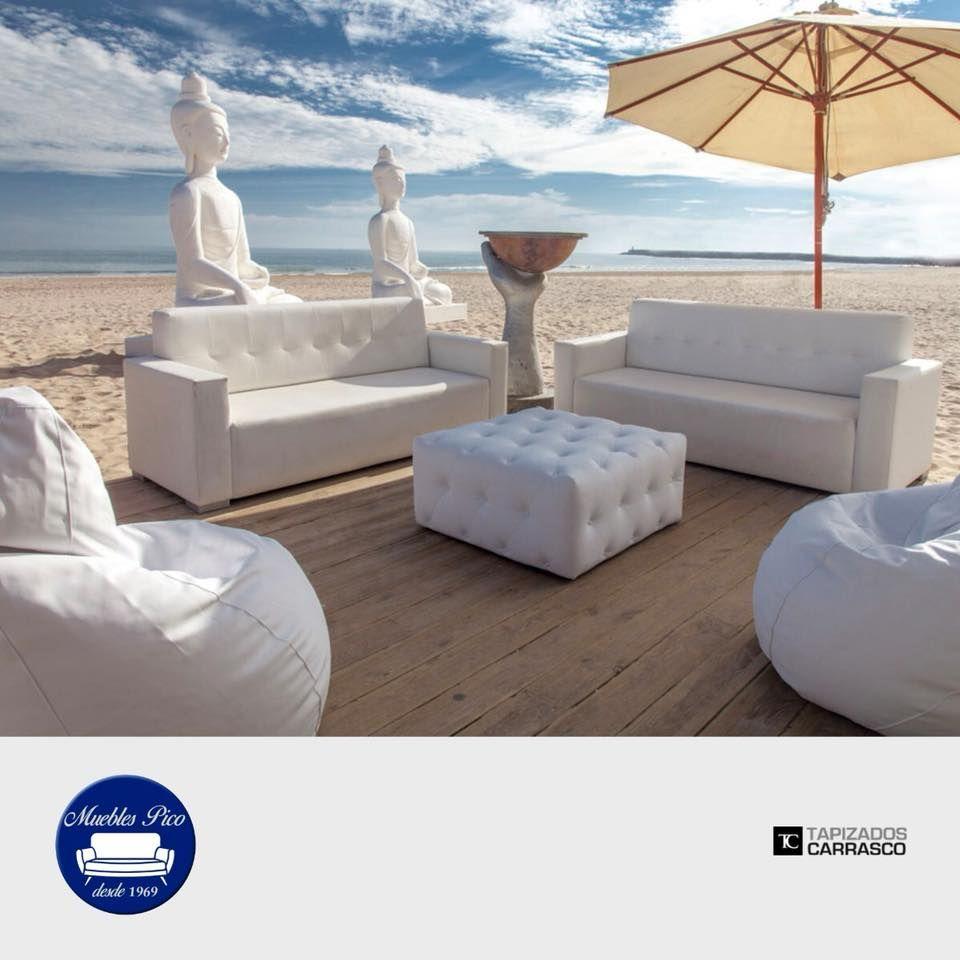 Muebles para exterior en Asturias