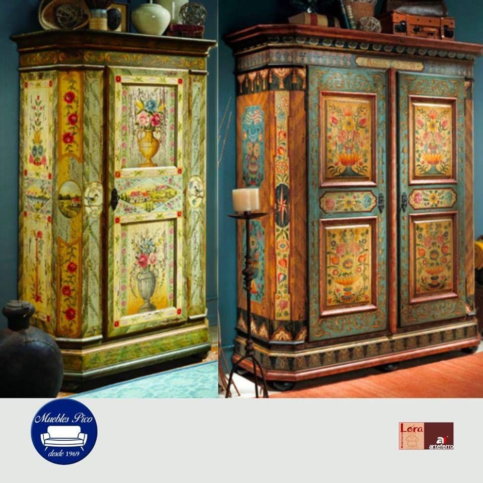 Muebles clásicos y modernos en Lena, Asturias