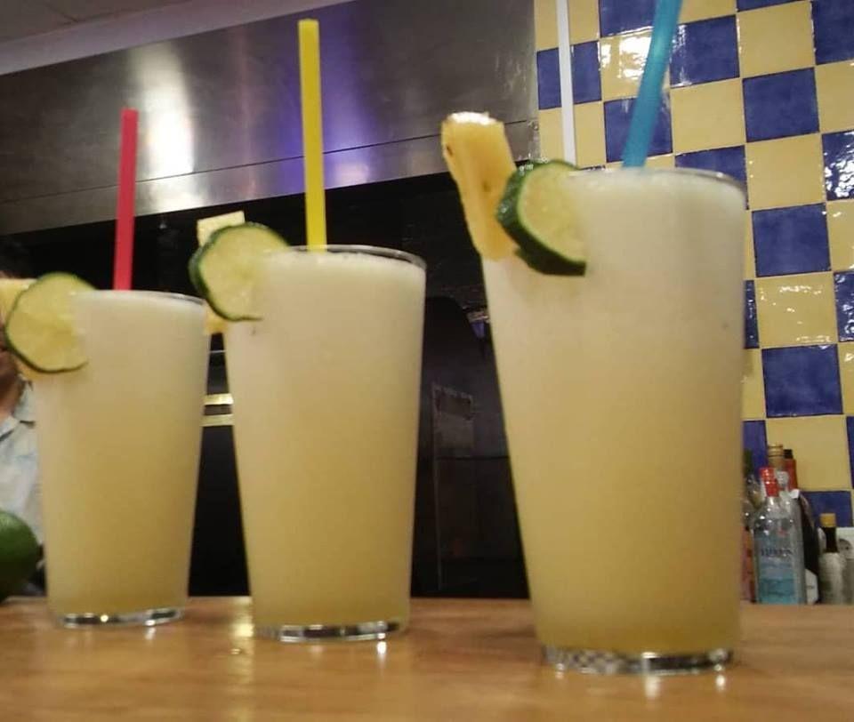 Bebidas: Carta de Tropicalia Brasas Cádiz
