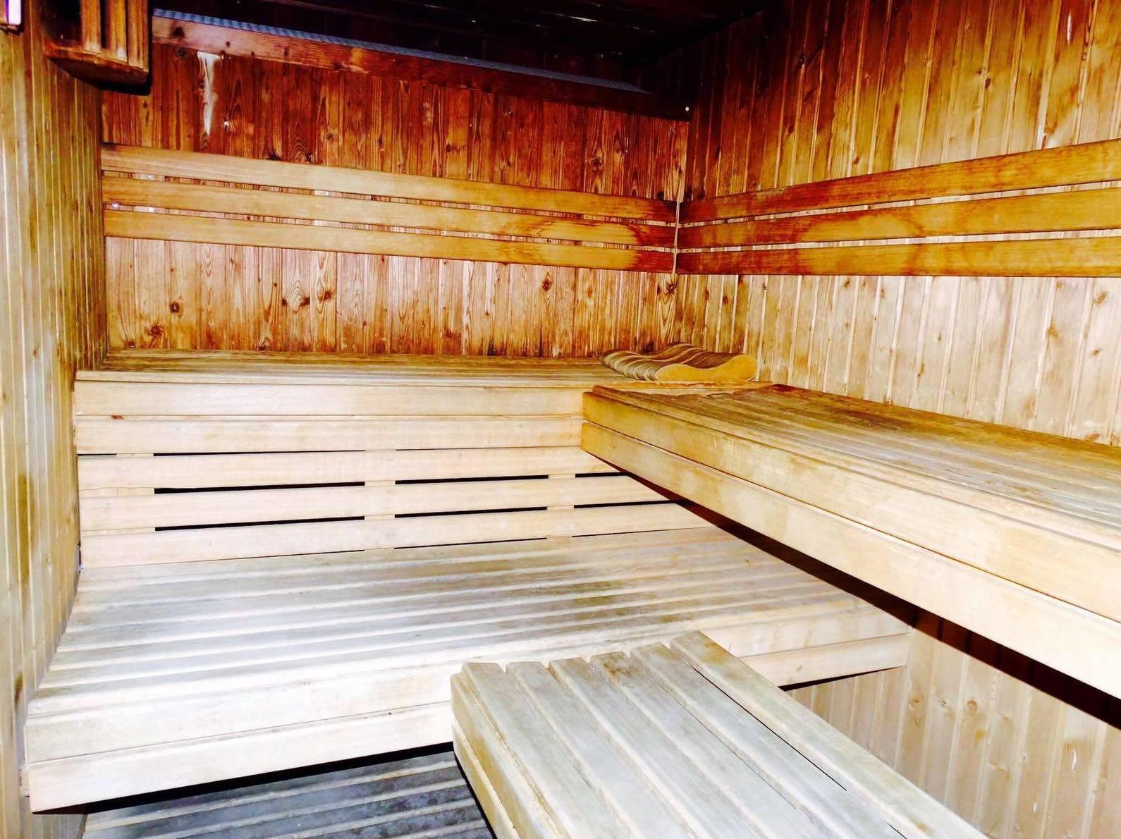 Sauna nórdica