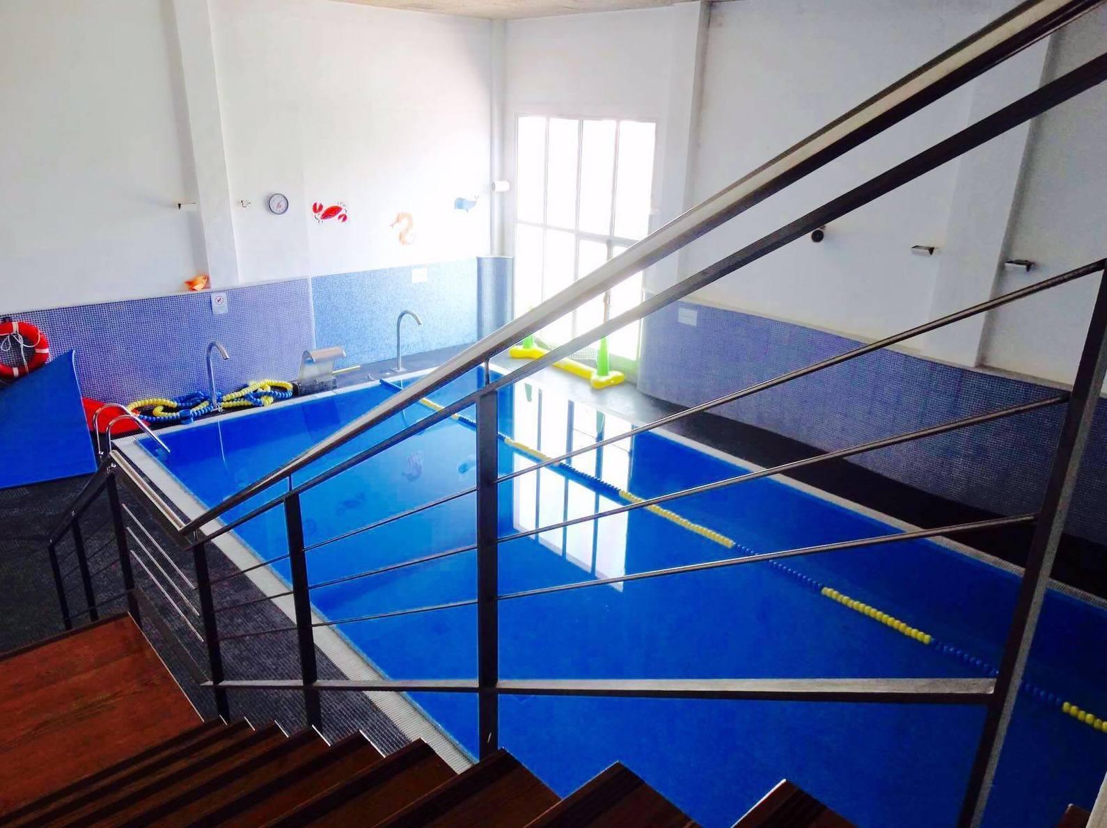 Clases de aqua-gym en El Vendrel