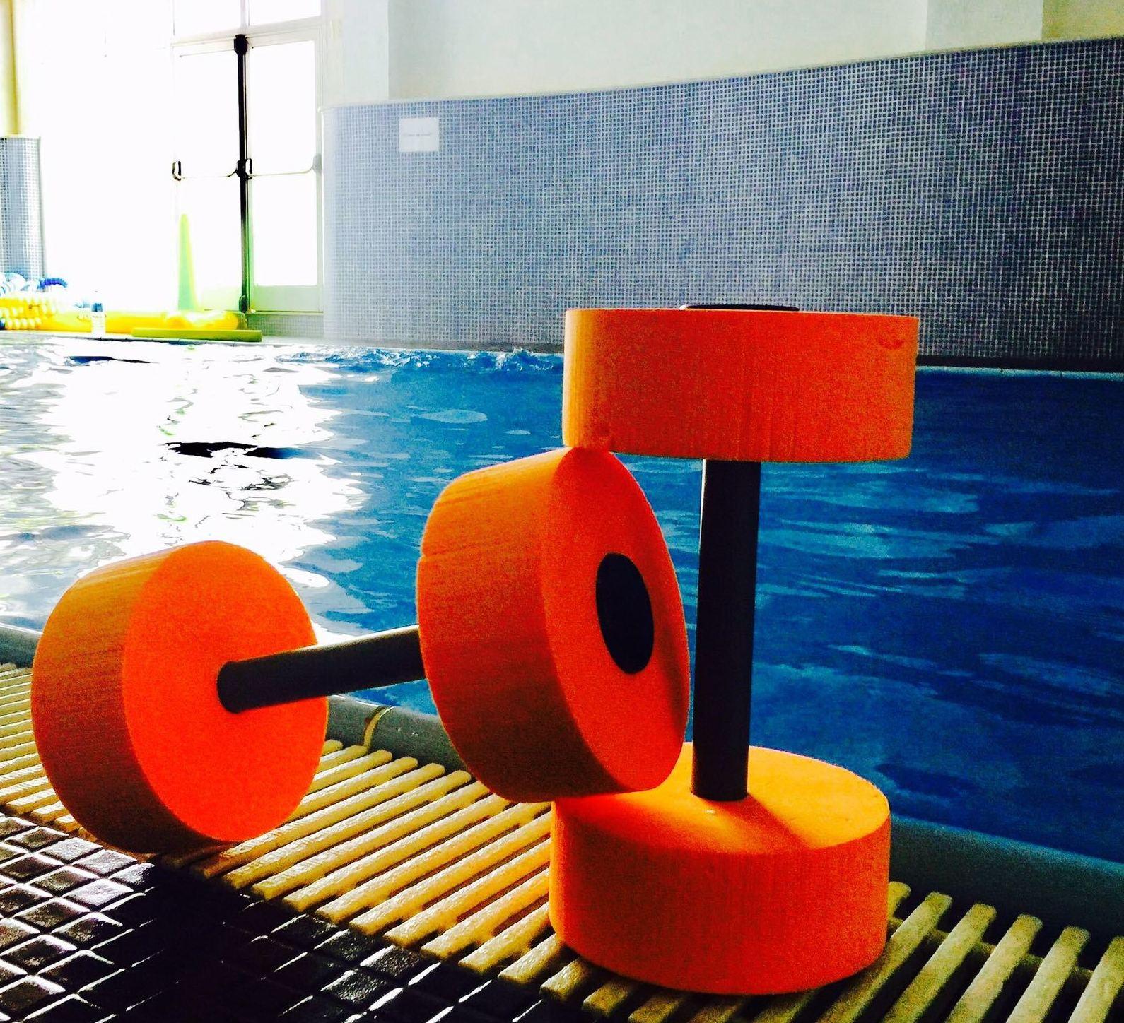 Aquagym: Actividades y Servicios de Gimnàs Record