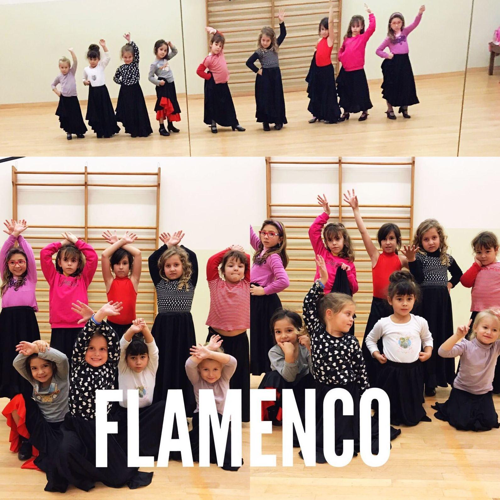 Flamenco Infantil: Actividades y Servicios de Gimnàs Record