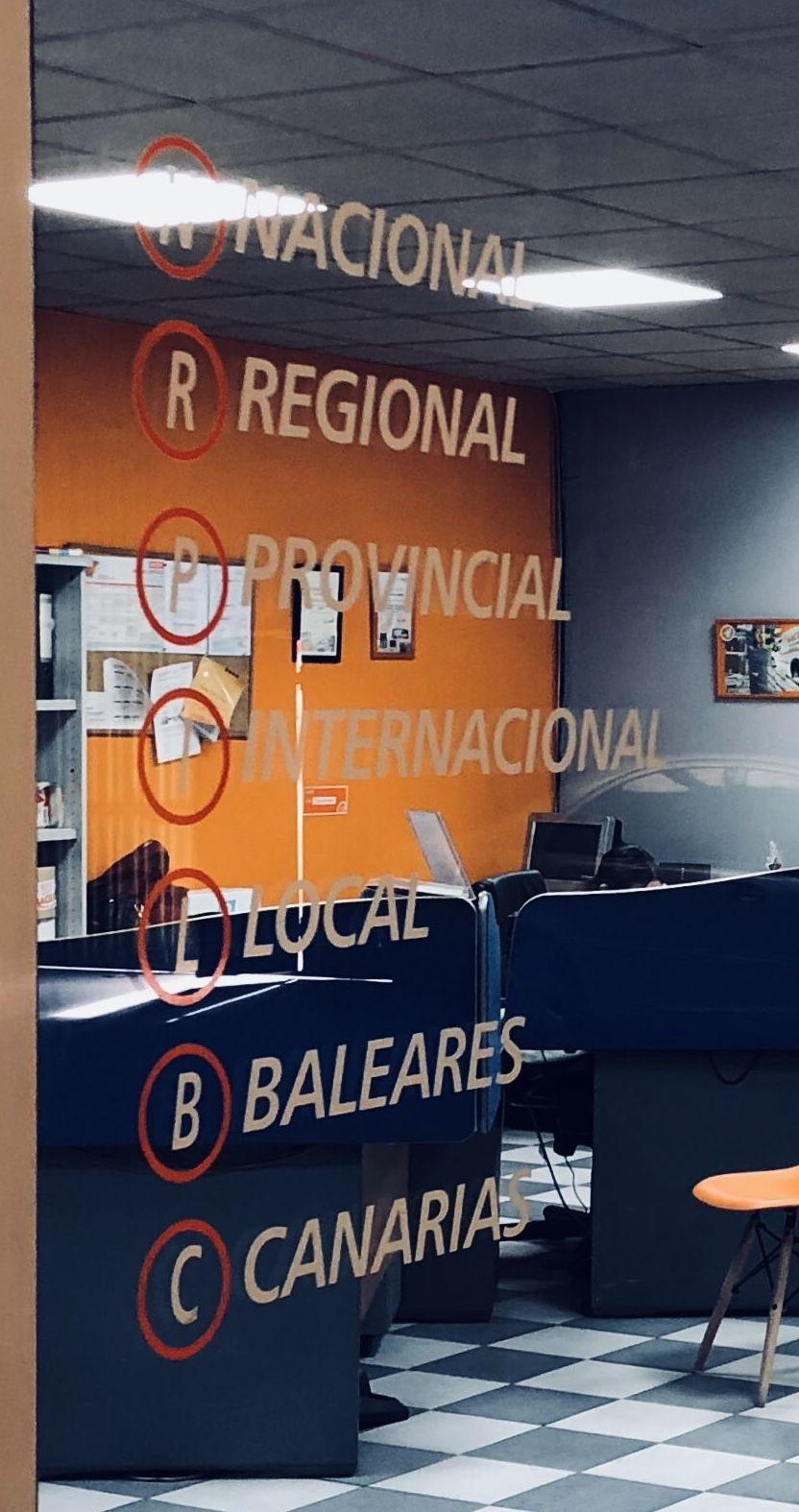 Foto 8 de Mensajería en Valladolid | Rubatrans Logística
