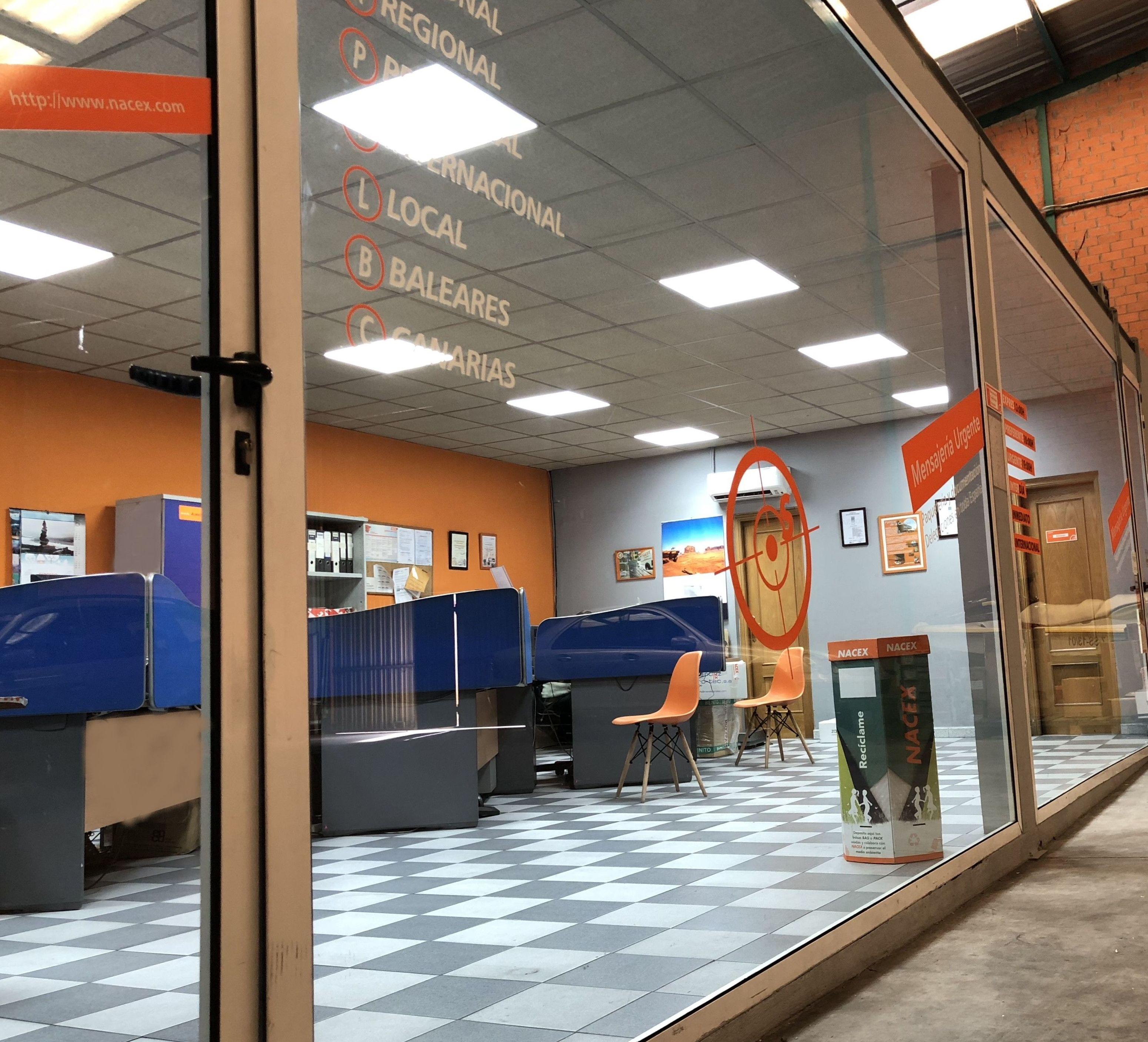 Foto 6 de Mensajería en Valladolid | Rubatrans Logística