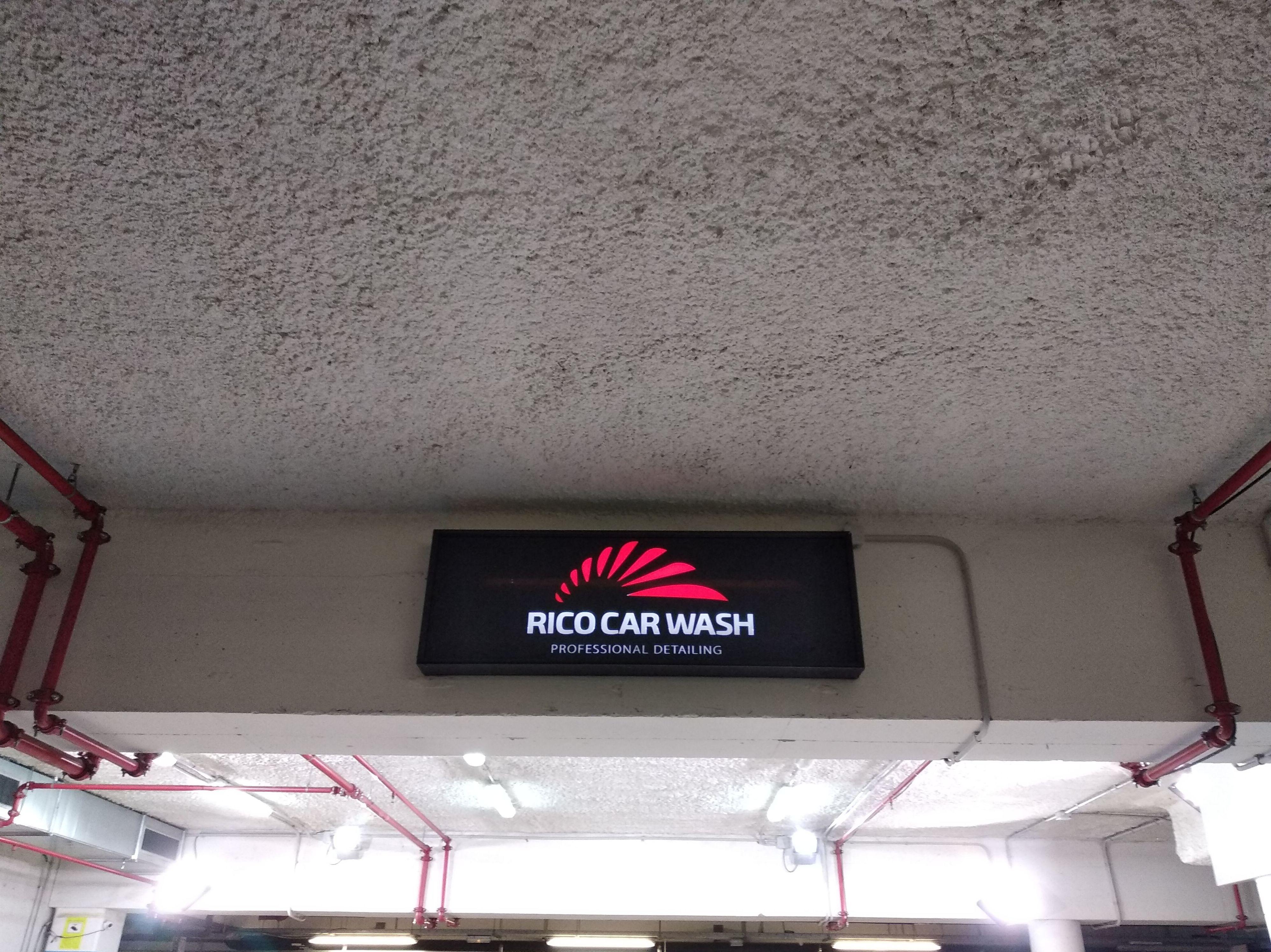 Foto 1 de Empresas de limpieza en Empuriabrava | RICO CAR  WASH