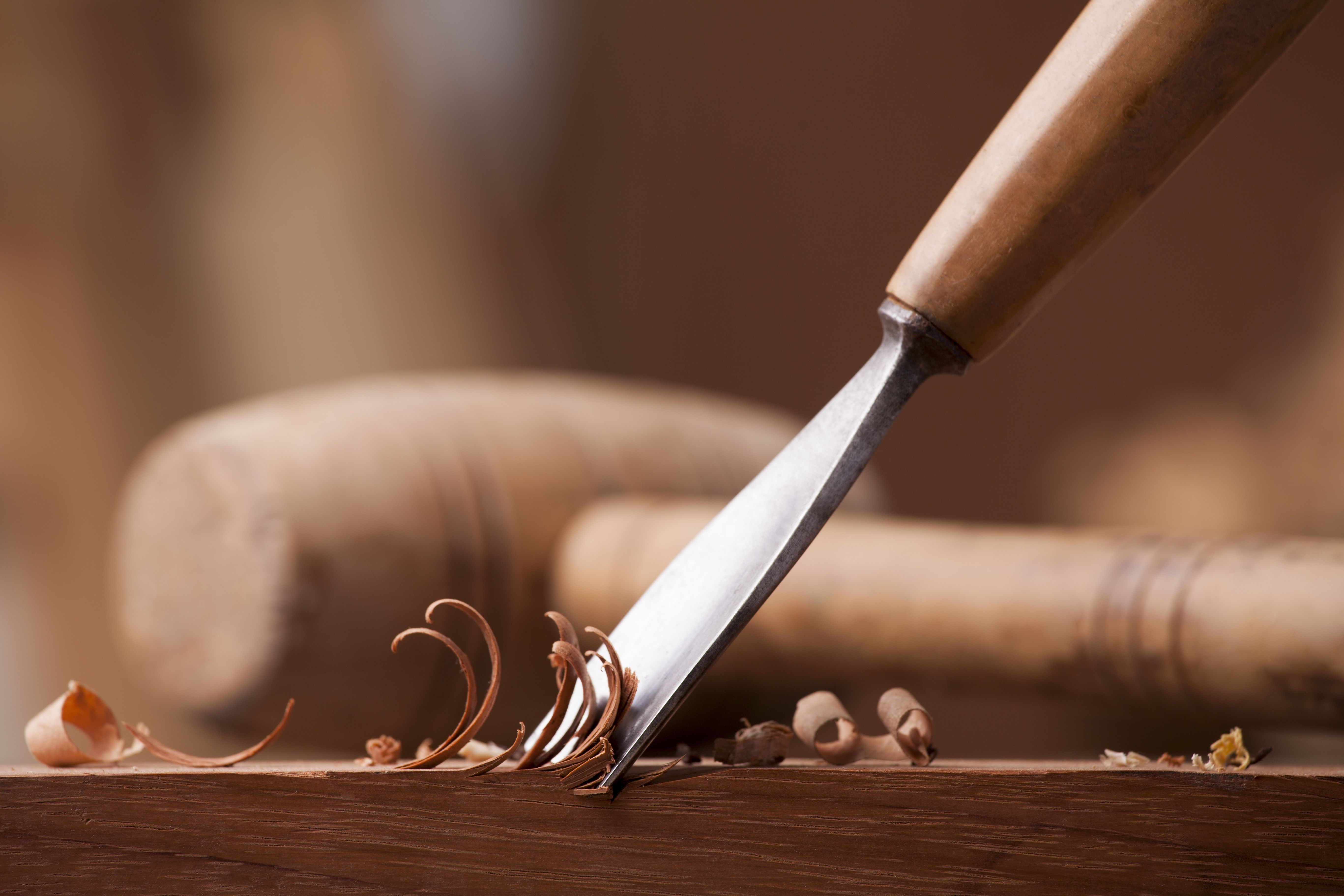 Trabajos de madera a medida en Barcelona