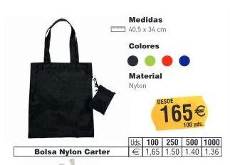 BOLSA NYLON CARTER: TIENDA ON LINE de Seriprint