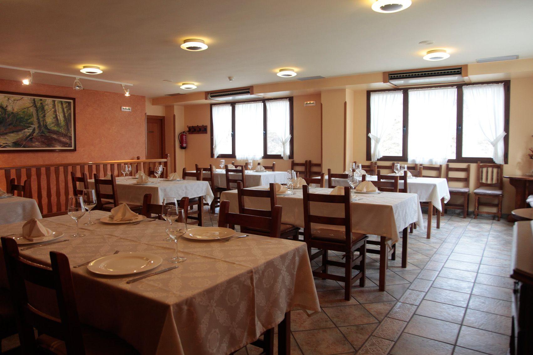 Foto 5 de Restaurante en Juslapeña | Restaurante Casa Arteta