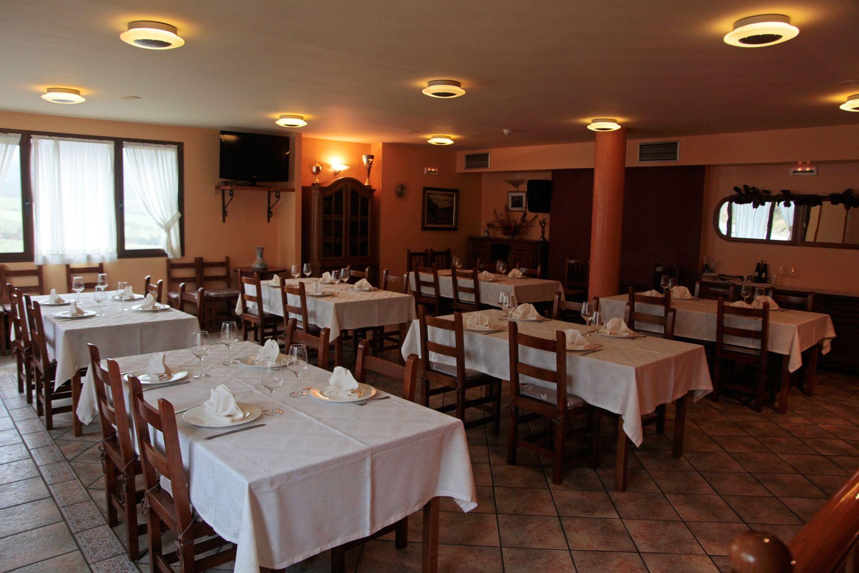 Foto 1 de Restaurante en Juslapeña | Restaurante Casa Arteta