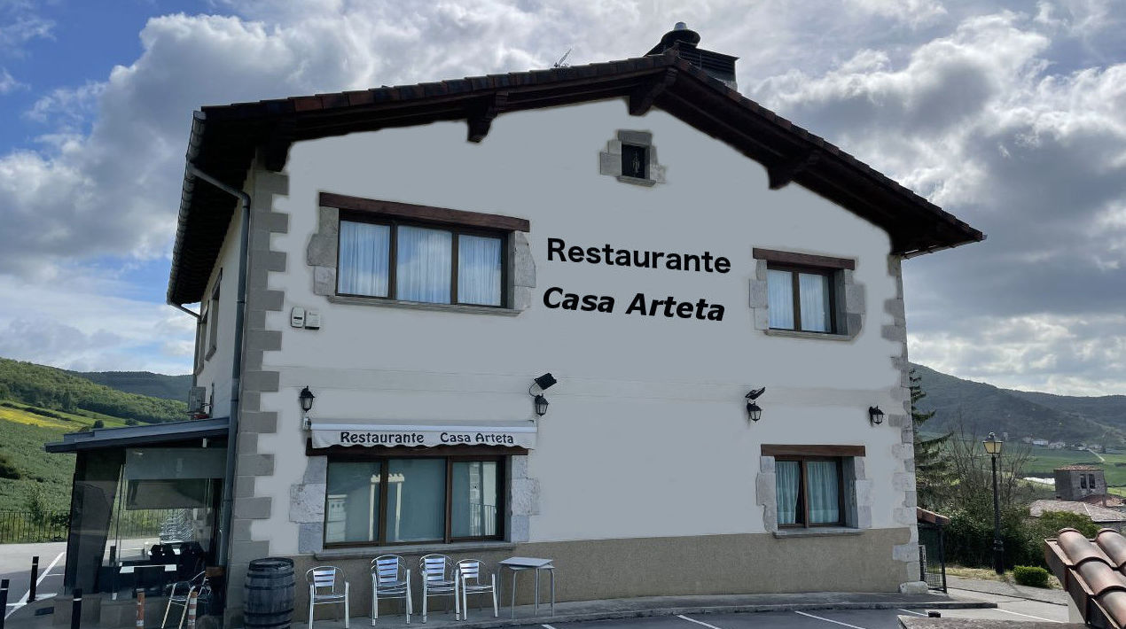 Foto 22 de Restaurante en Juslapeña   Restaurante Casa Arteta
