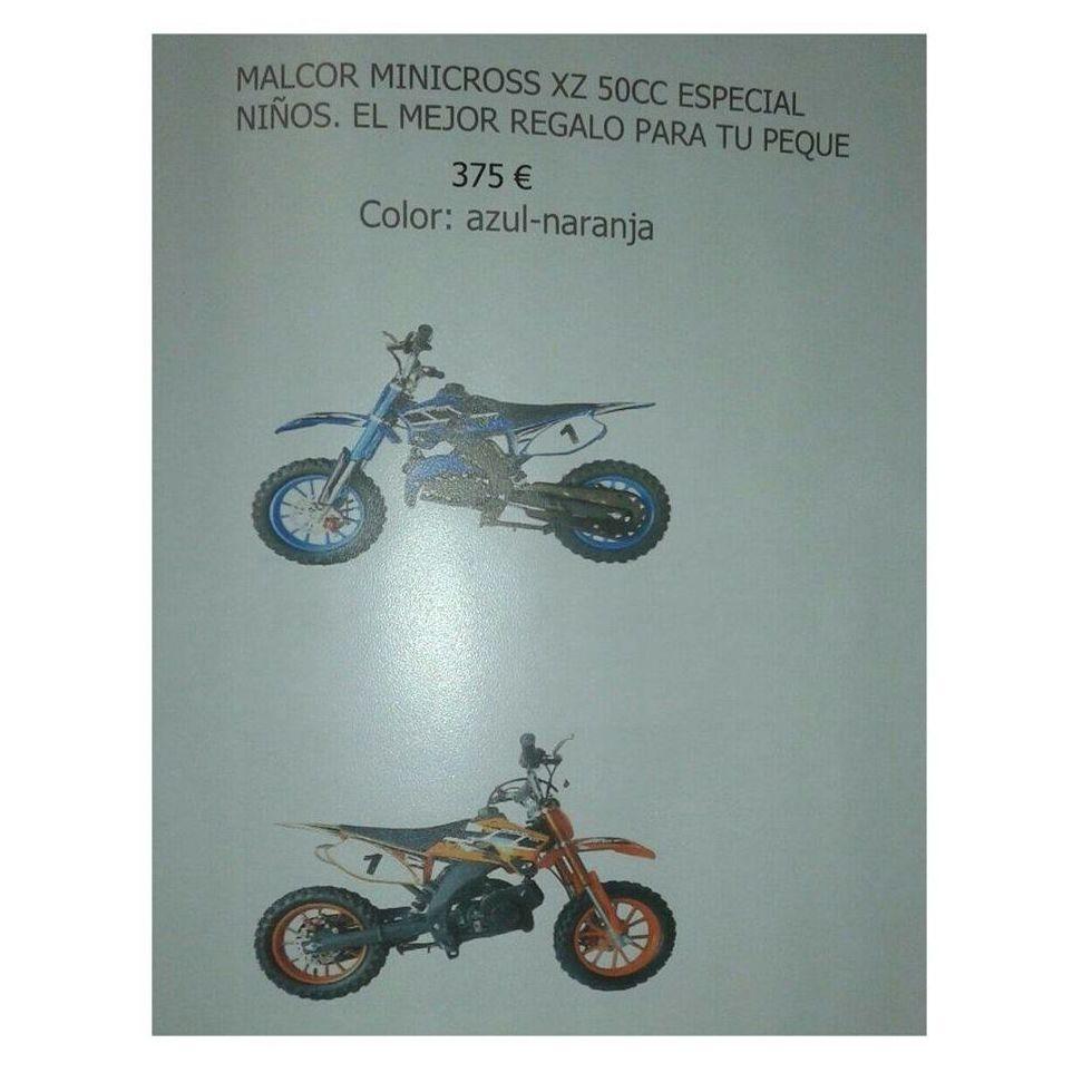 Oferta moto para Reyes 50 cc