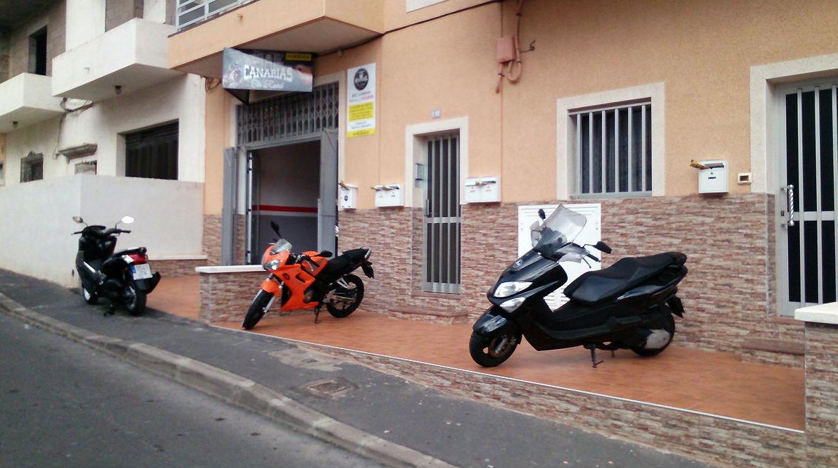 Taller especializado en motos en San Isidro, Tenerife