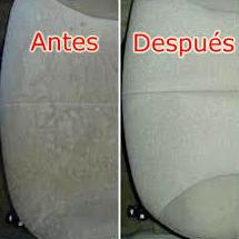 Limpieza de tapicería en Tenerife