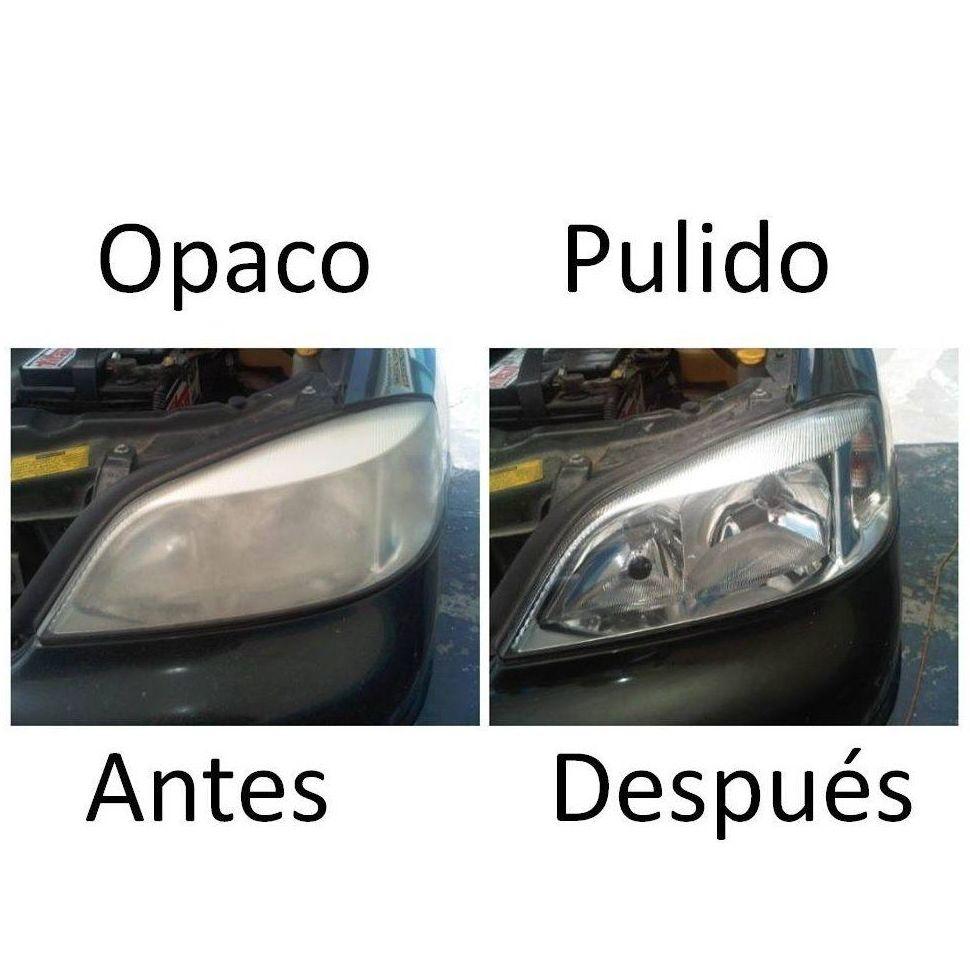 RESTAURACIÓN DE FAROS: Servicios de Canarias On Road