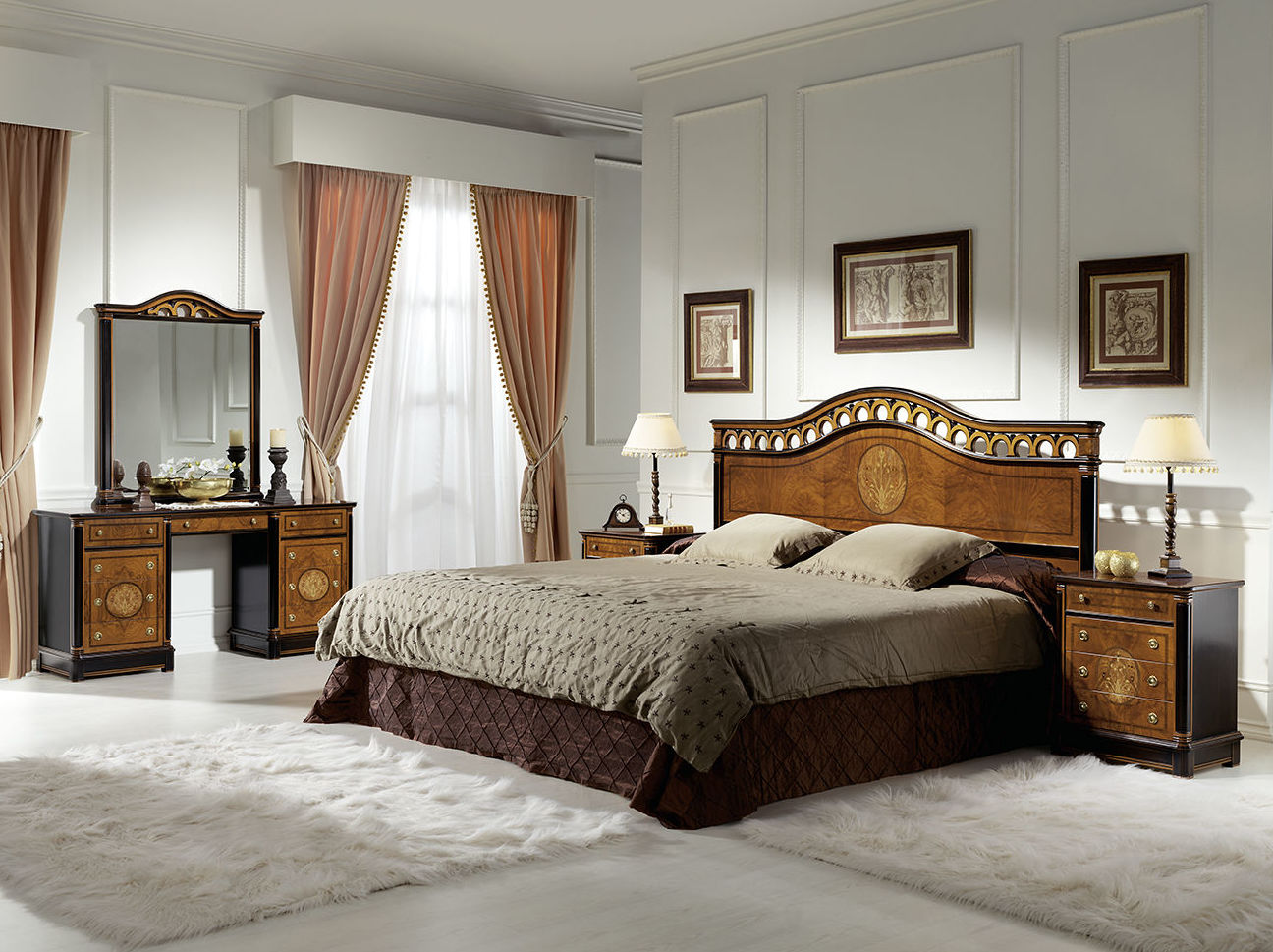 DORMITORIO MOD 70 CASANDRA: Nuestros muebles de Muebles Lino