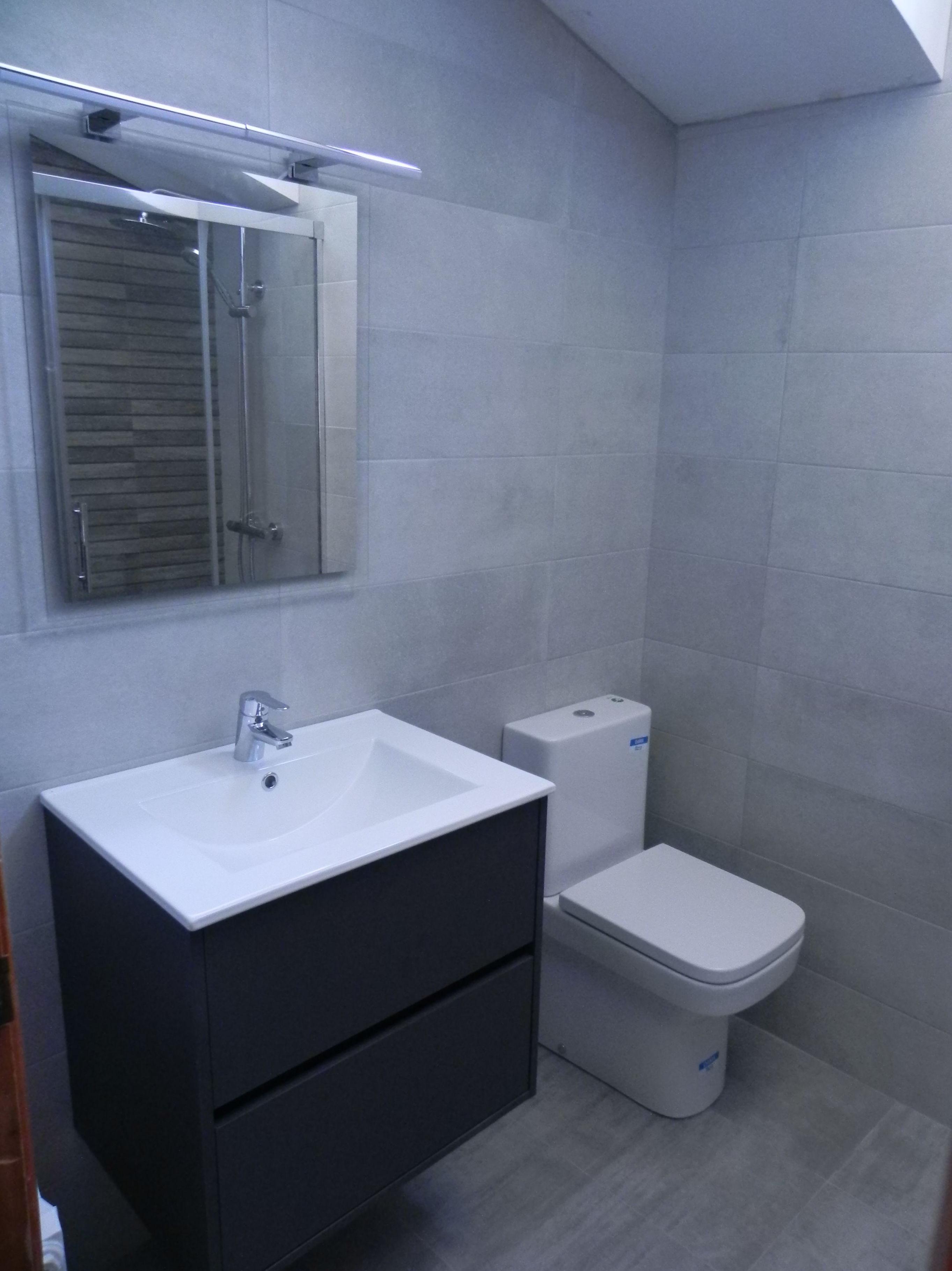 Reformas integrales de cuartos de baño