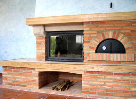 Construcción de chimeneas rústicas