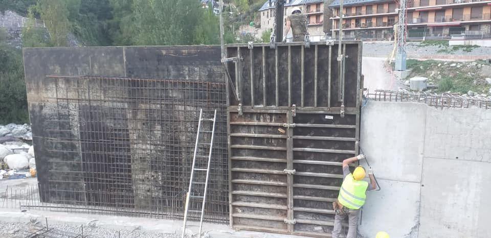 Empresa de construcción en Zaragoza