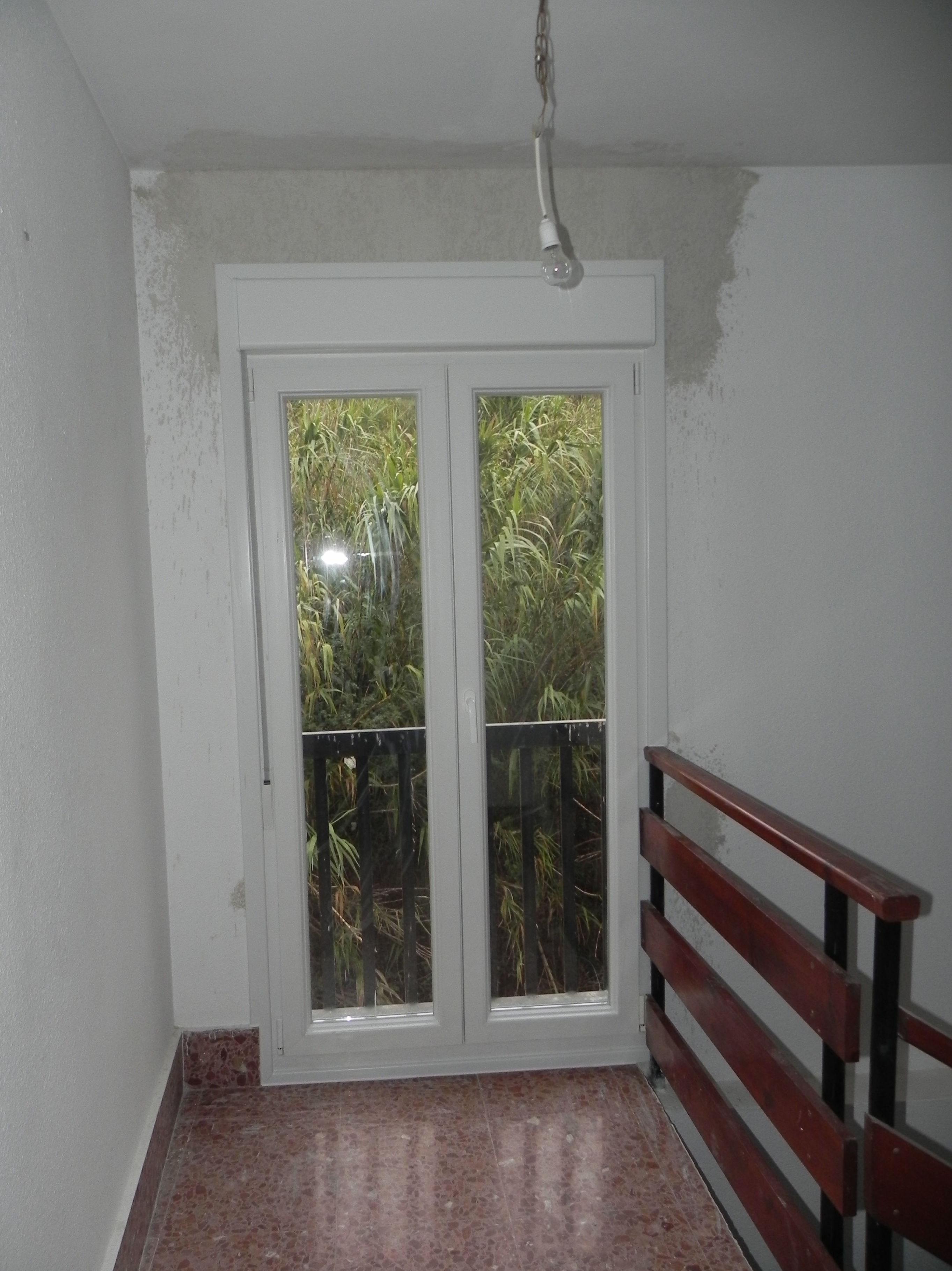 Instalación de puertas y ventanas de aluminio