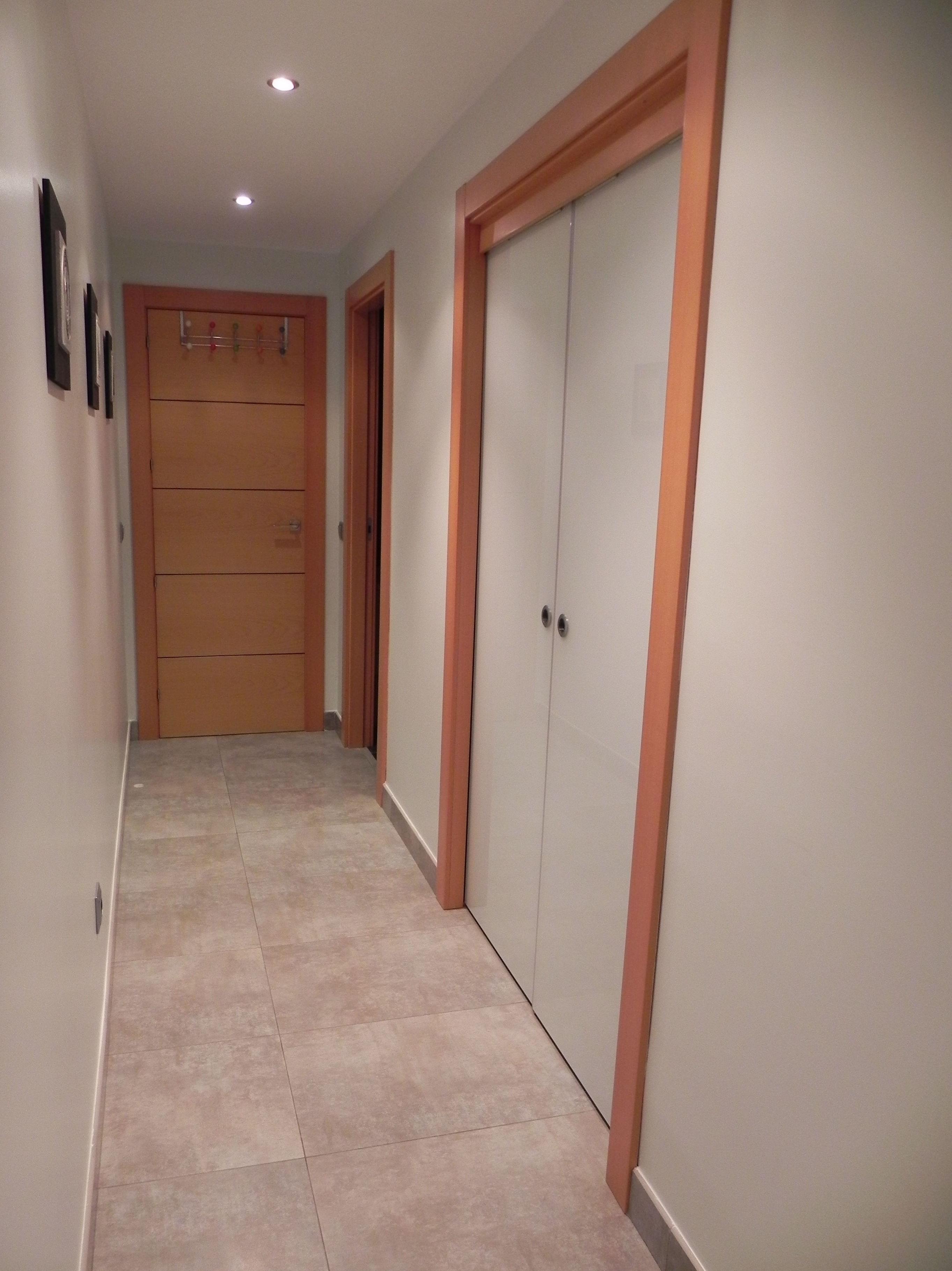 Instalación de puertas correderas