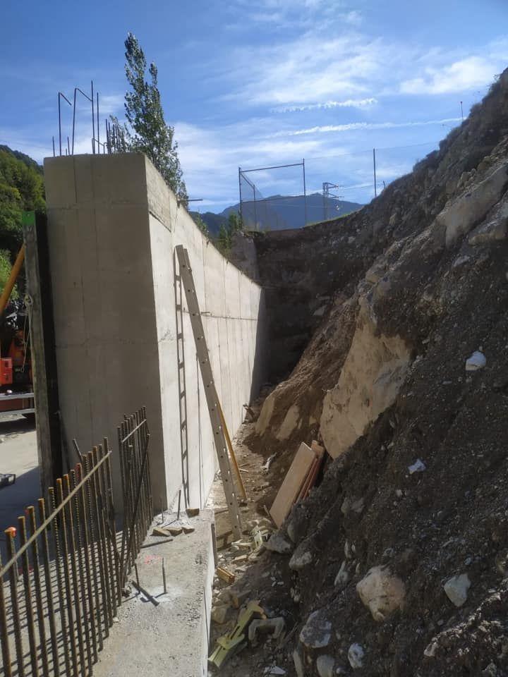 Construcción en Zaragoza