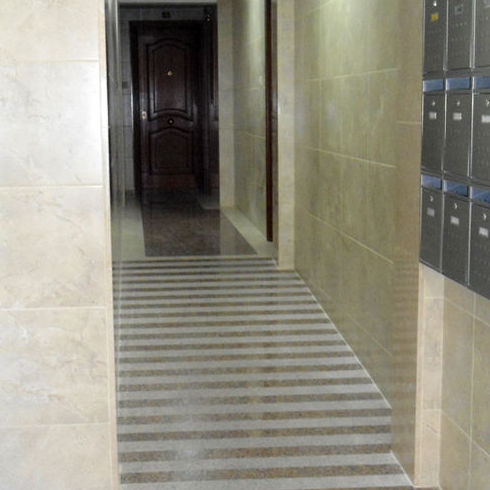 Reforma de portales en Zaragoza